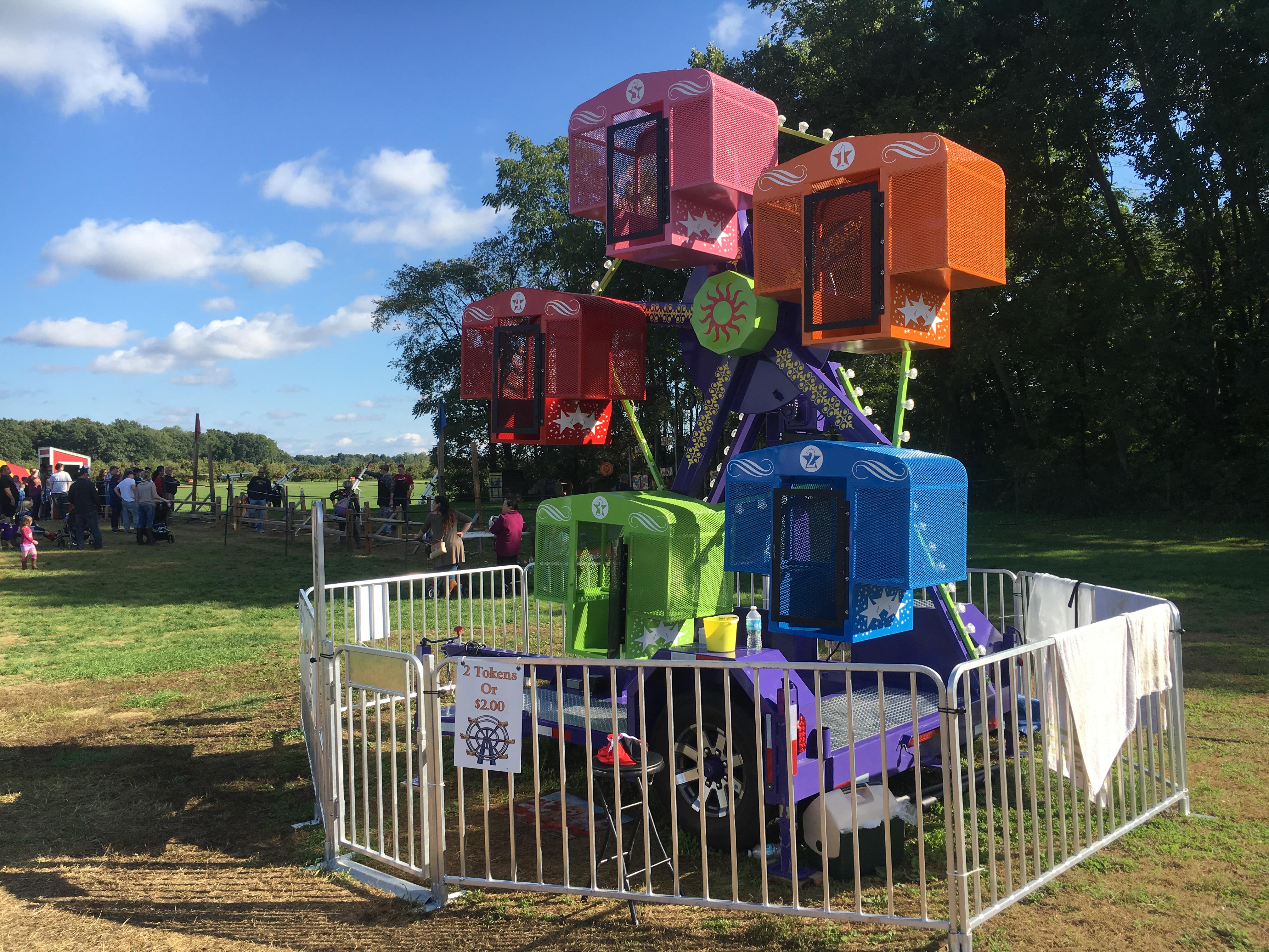 Invasion Car Show >> The Kiddie Ferris Wheel